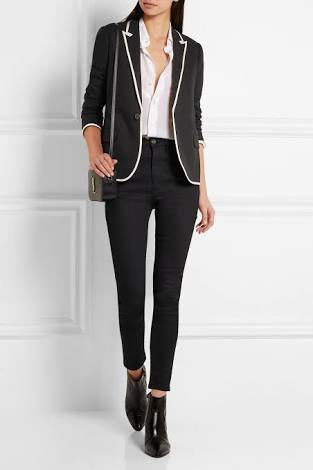 Saint Laurent Sable Blazer (For Hire)