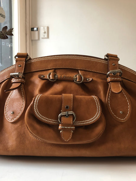 Dior Tan Pocket Bag