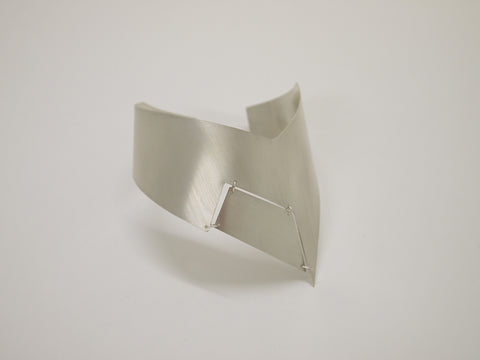 The Atelier E Sterling Silver Eon Arm Cuff