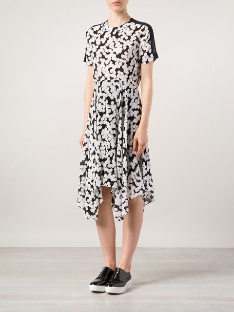 A.L.C Floral Print Asymmetric Dress (For Hire)