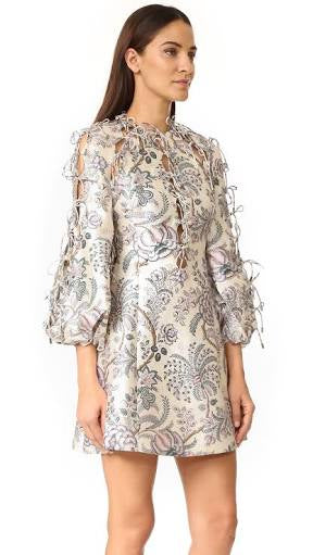 Zimmermann Adorn Tie Up Dress (For Hire)