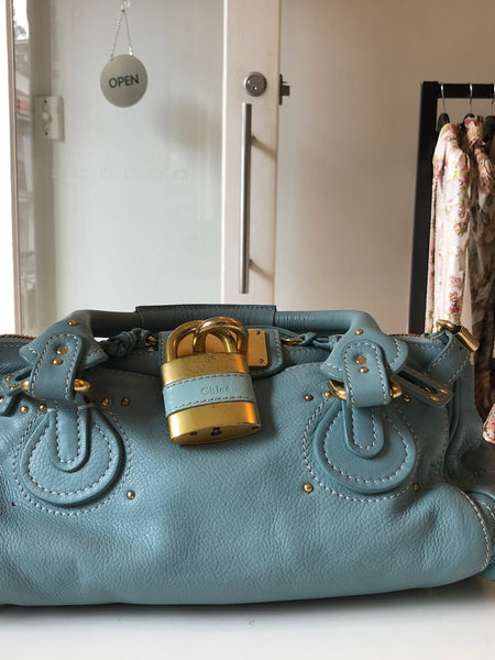 Chloé Paddington Satchel Bag