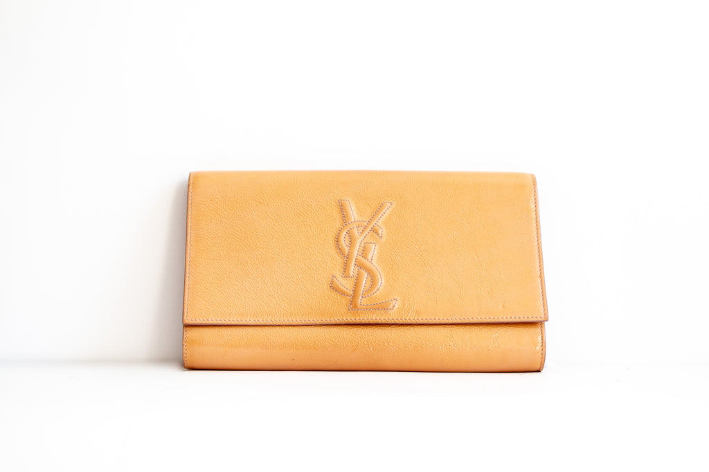 Yves Saint Laurent Belle De Jour Clutch Bag
