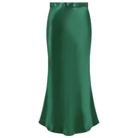 Christopher Esber Bias Skirt Green (For Hire)