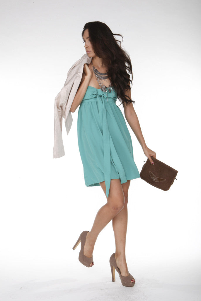 Mint Zimmermann Dress
