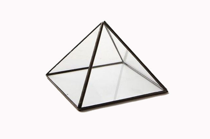 EKOLUV PYRAMID JEWELLERY BOX