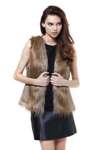 Unreal Fur Ice Breaker Vest
