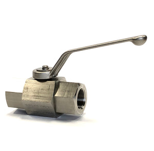 3/4 INCH S/S BALL VALVE  (HIGH-PRESSURE, 5,800 psi)