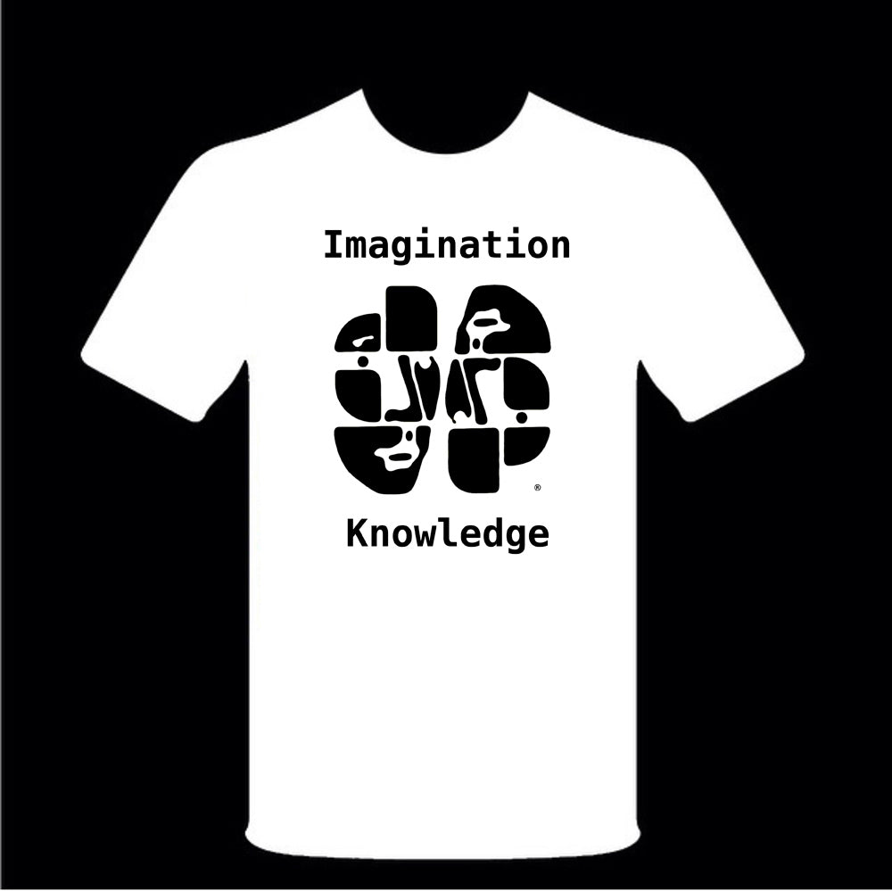 HumanArt T-shirt - Imagination, Knowledge