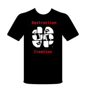 HumanArt T-shirt - Destruction, Creation