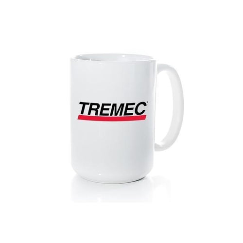 15oz Coffee Mug with tremec logo on front