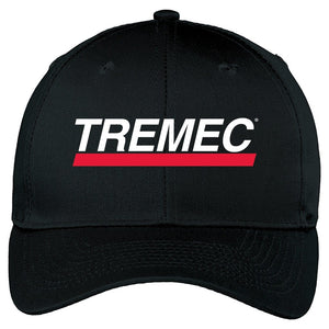 Baseball Cap Black with TREMEC logo