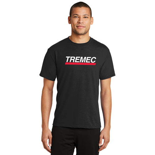 Men's Performance Blend T-Shirt - Full Logo on Chest