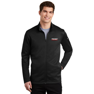 Men's Therma-Fit Full-Zip Fleece Jacket - Black
