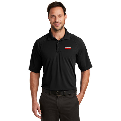 Men's Lightweight Tactical Polo (Black)