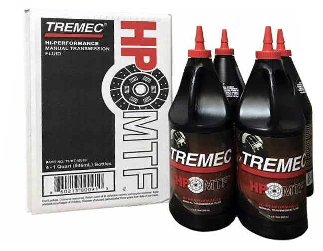 High Performance Manual Transmission Fluid (HP-MTF)