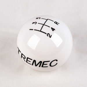 White TREMEC 5-Speed Shift Ball