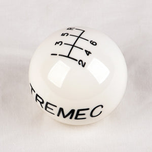 White TREMEC 6-Speed Shift Ball