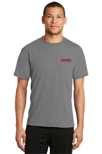 Men's Performance Blend T-Shirt with Left Chest Logo