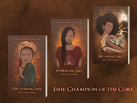 The Eshe Trilogy