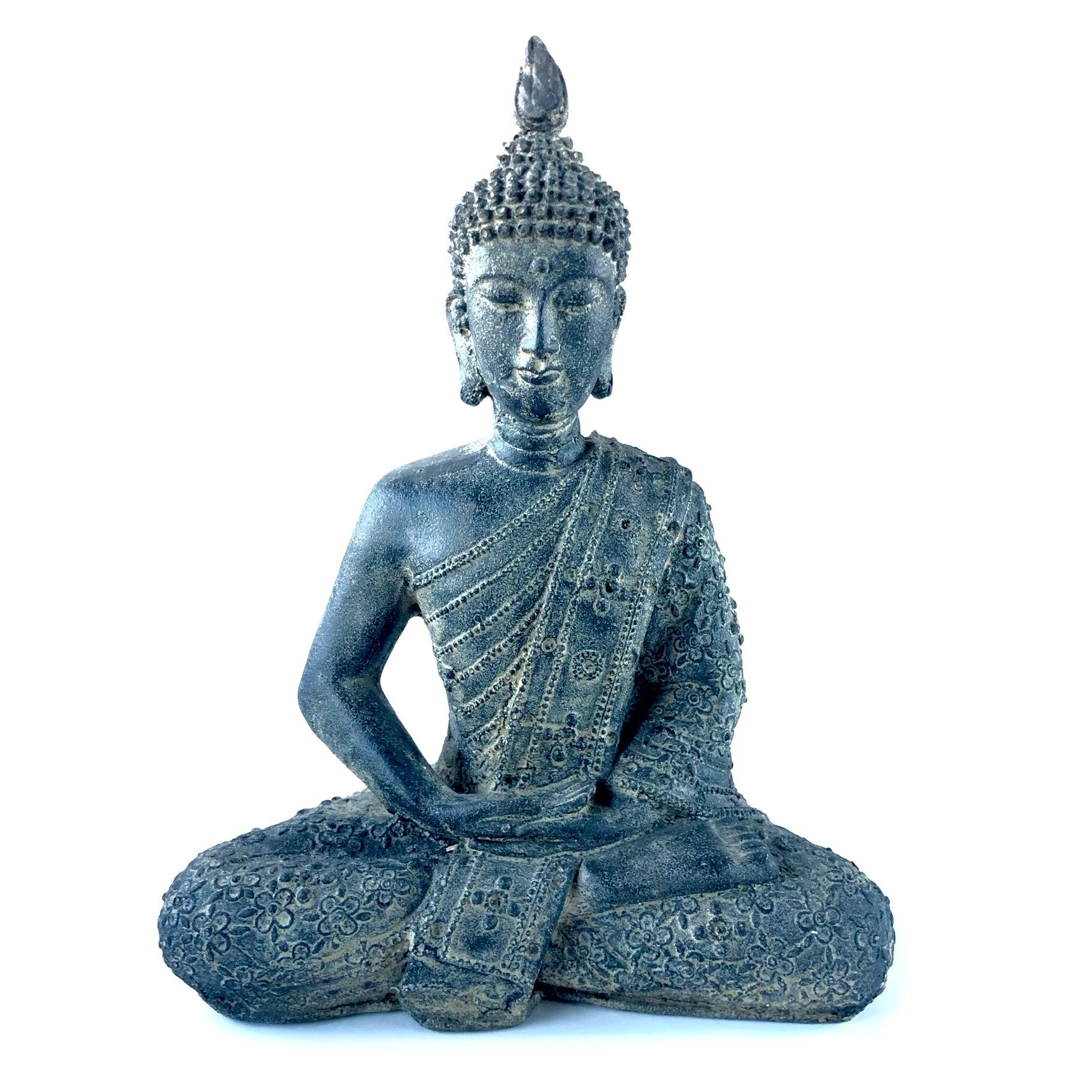 Enlightened Flame Buddha Statue