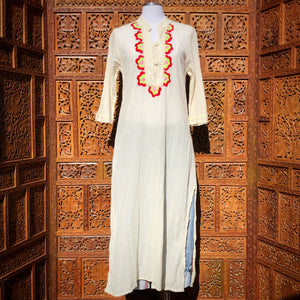 Nepalis Tunic Kaftan Dress