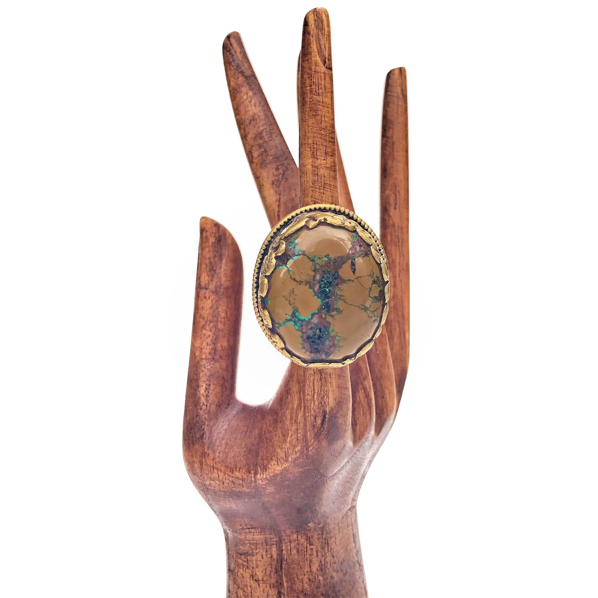 Nepalese Ring for your bohemian gypsy soul