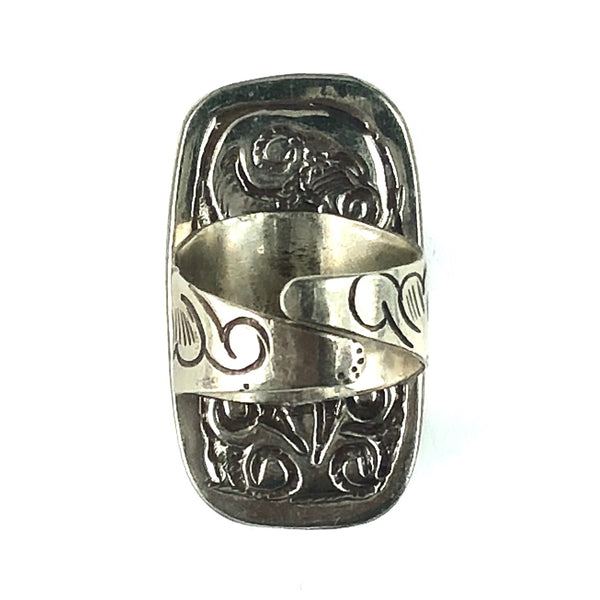 Tibetan Ring for your bohemian gypsy soul