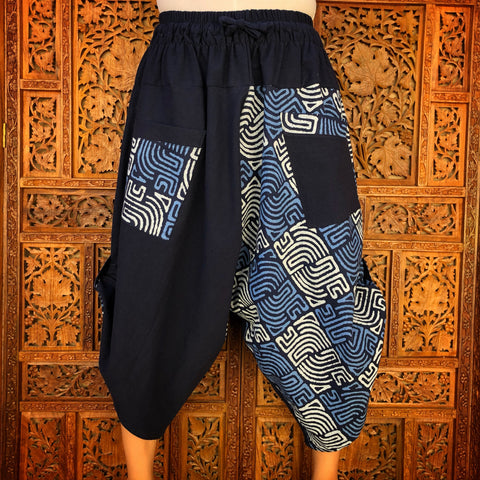 Labyrinth Three Quarter Pants