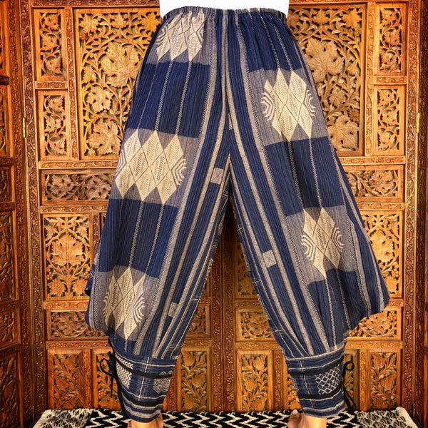 Thai Hill Tribe Harem Pants