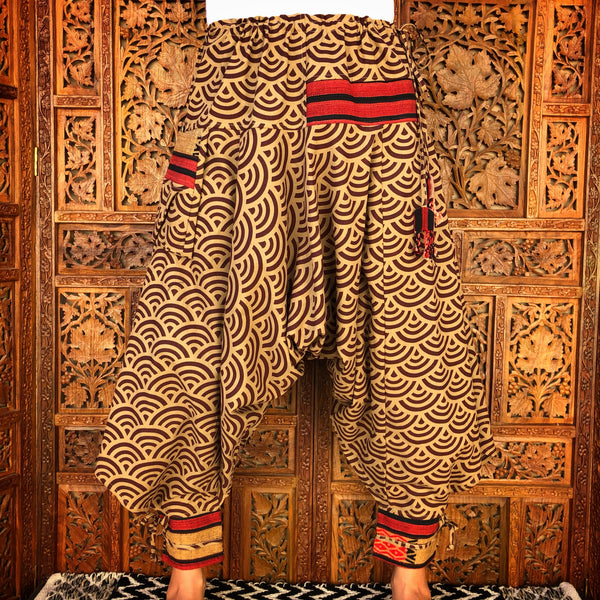 Wave Hill Tribe Harem Pants