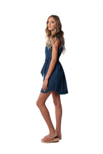 Load image into Gallery viewer, Adeline Denim Dress