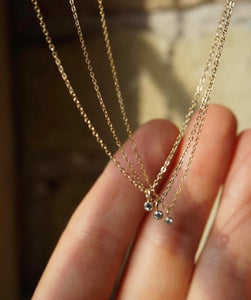 Alvarez Diamond Sweetheart Necklace