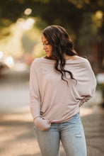 Load image into Gallery viewer, Off Shoulder Long Sleeved Top