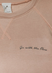 """Go with the Flow"" Sweatshirt"