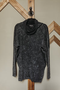 Dolores Tunic Turtleneck