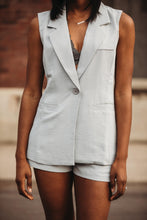 Load image into Gallery viewer, Janelle Vest - Blazer Set