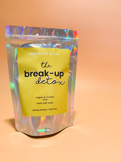 The Break-Up Detox