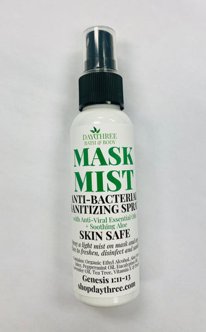 Load image into Gallery viewer, Mask Mist - Mask Freshener & Sanitizer