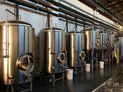 Brewery Lighting
