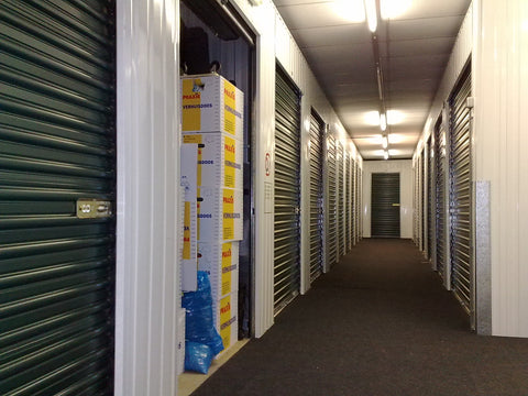 Storage Unit Lighting