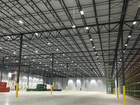 A Guide to Electrical Warehouse Light Fixtures