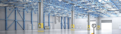 Warehouse Lighting Application Suggestions