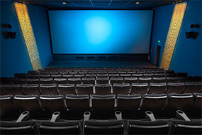 The Best Lighting for Movie Theaters