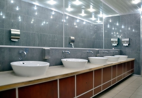 Commercial Bathroom Lighting