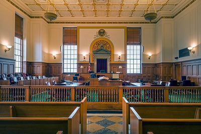 Lighting Suggestions for Courtrooms