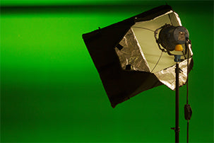 Green Screen Lighting