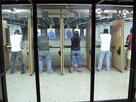 Gun Range Lighting