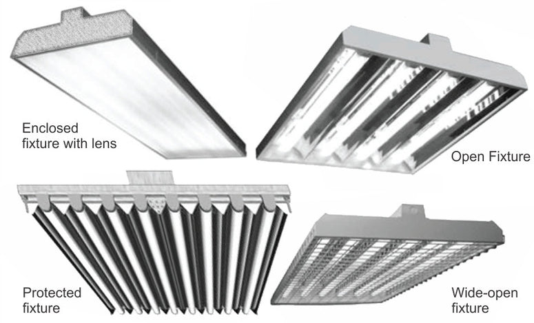 Upgrading to High-Intensity Fluorescent (HIF) Lighting for High-Bay Applications