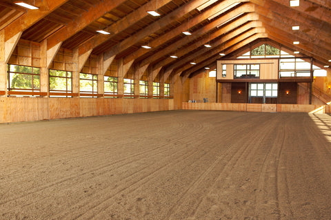 Indoor Riding Arena Lighting